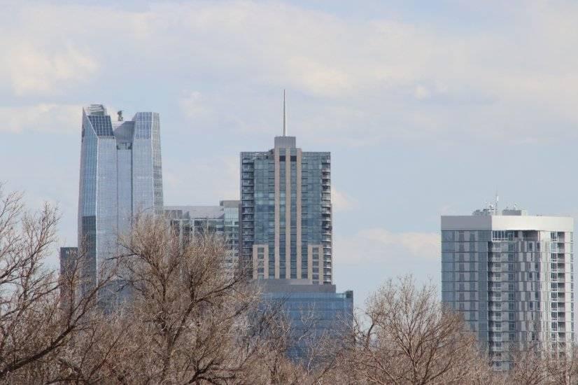 View Downtown Denver