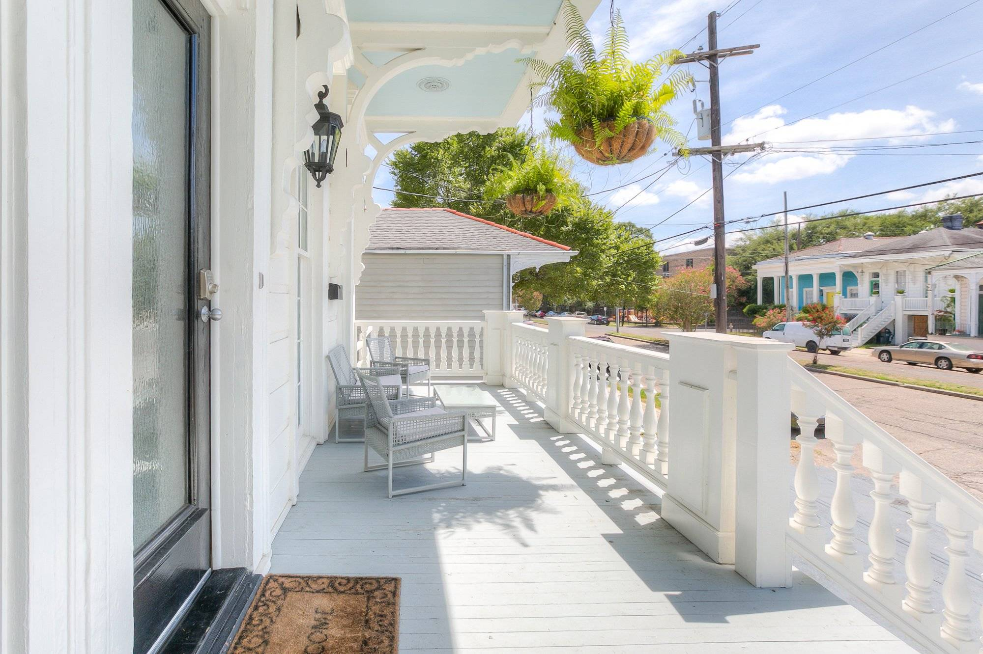 image 3 furnished 2 bedroom Townhouse for rent in Garden District, New Orleans Area