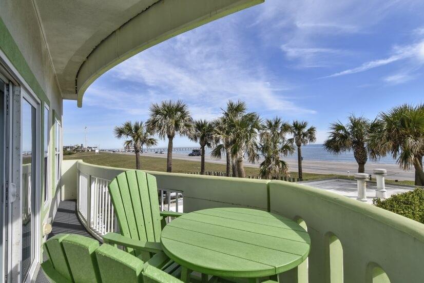 Ocean Grove Condos Offer a Private Balcony wi