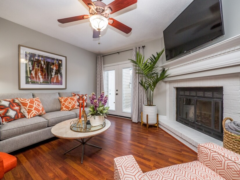 image 10 furnished 2 bedroom Townhouse for rent in Uptown, Charlotte