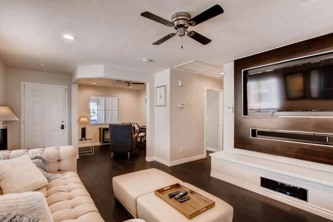 image 3 furnished 2 bedroom House for rent in Spring Valley, Las Vegas Area