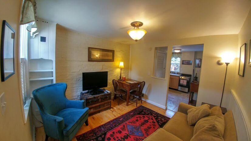 image 3 furnished 1 bedroom House for rent in Capitol Hill, DC Metro
