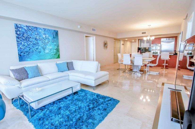 image 5 furnished 3 bedroom Townhouse for rent in Hallandale Beach, Ft Lauderdale Area