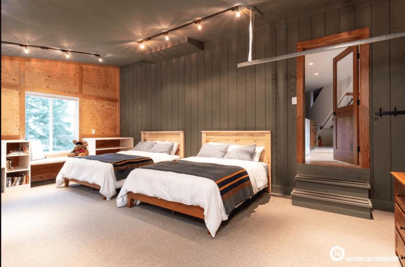 4th Bedroom - 2 Queen Beds