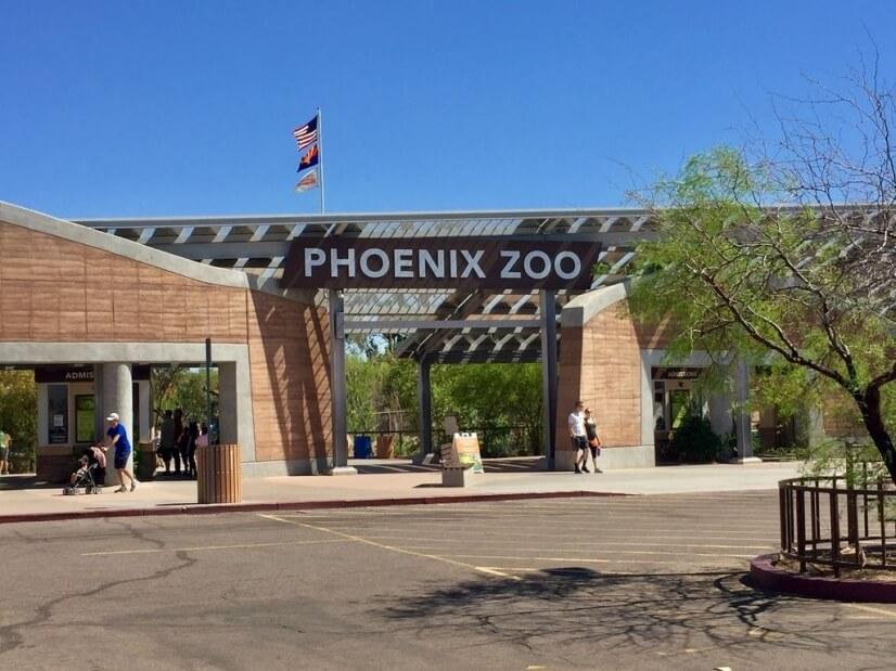 Nearby Phoenix Zoo