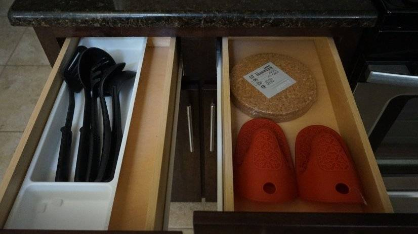 Cooking Coasters, Gloves, Spoon set