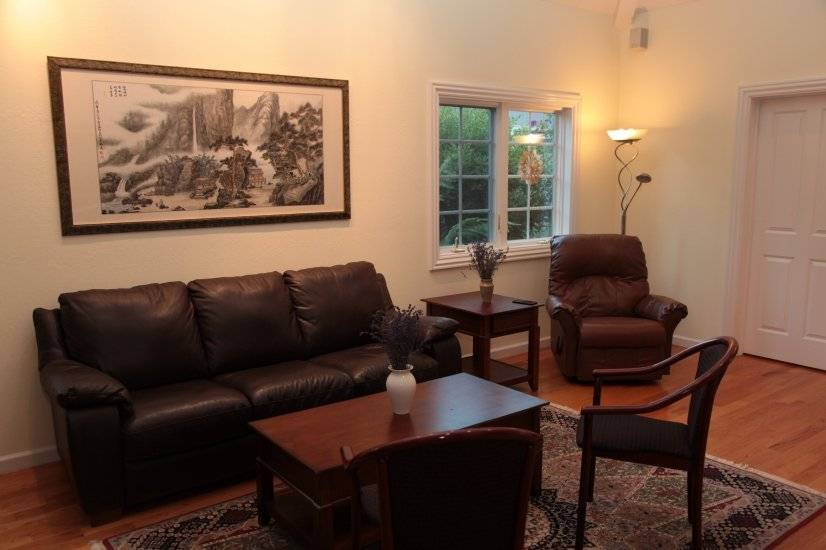 Living Area with Sofa and Chairs