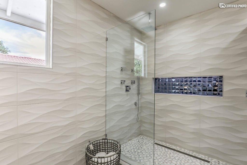 Luxury Spa Shower