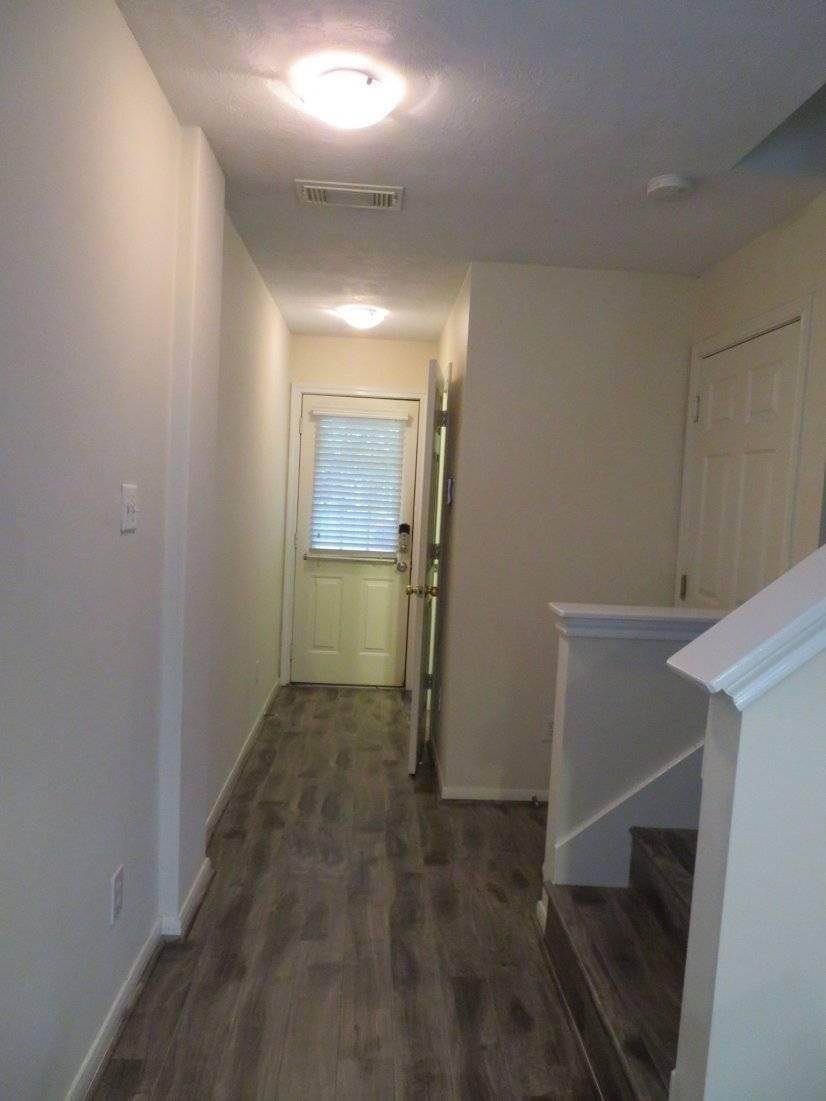 Hallway to Backdoor Downstairs