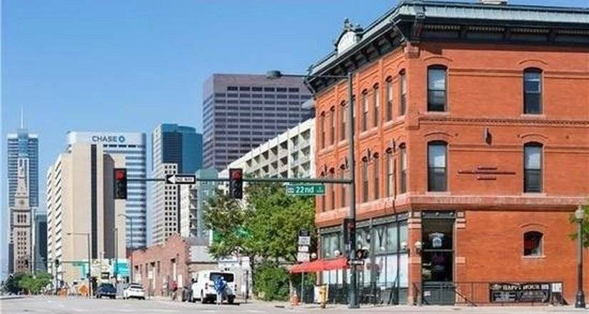 Stay Centrally in the Heart of Denver