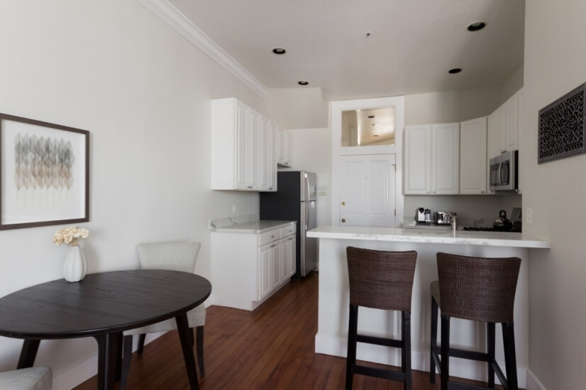 image 6 furnished 1 bedroom Townhouse for rent in North Beach, San Francisco