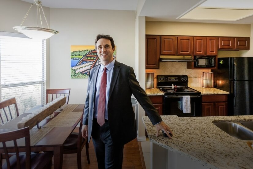 Happy Owner of this Great Condo