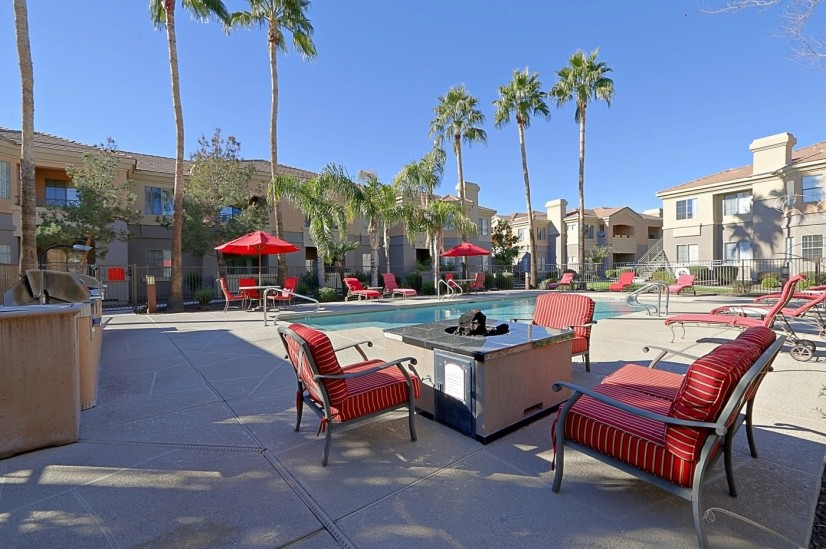 image 6 furnished 2 bedroom Townhouse for rent in Mesa Area, Phoenix Area