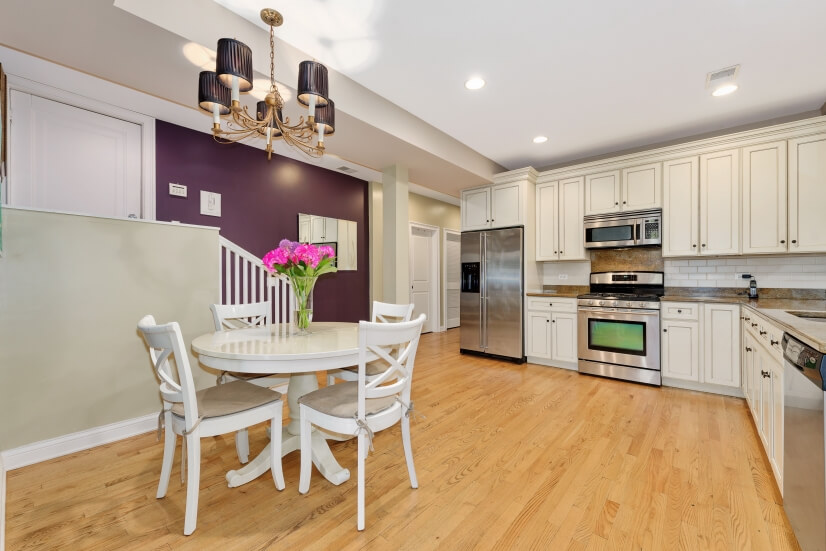 image 9 furnished 2 bedroom Townhouse for rent in Rogers Park, North Side