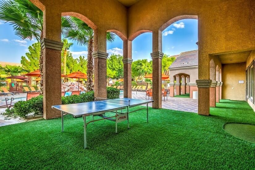Outdoor Recreation Area