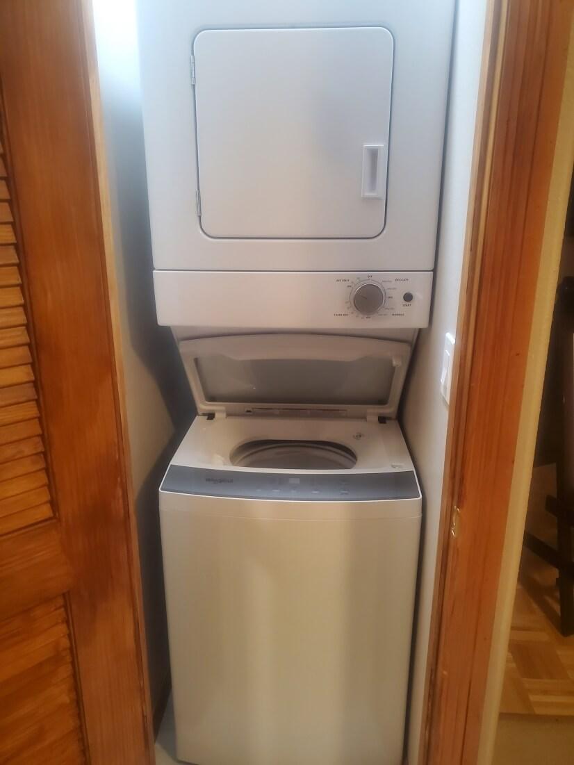 New Whirlpool  Washer & Dryer