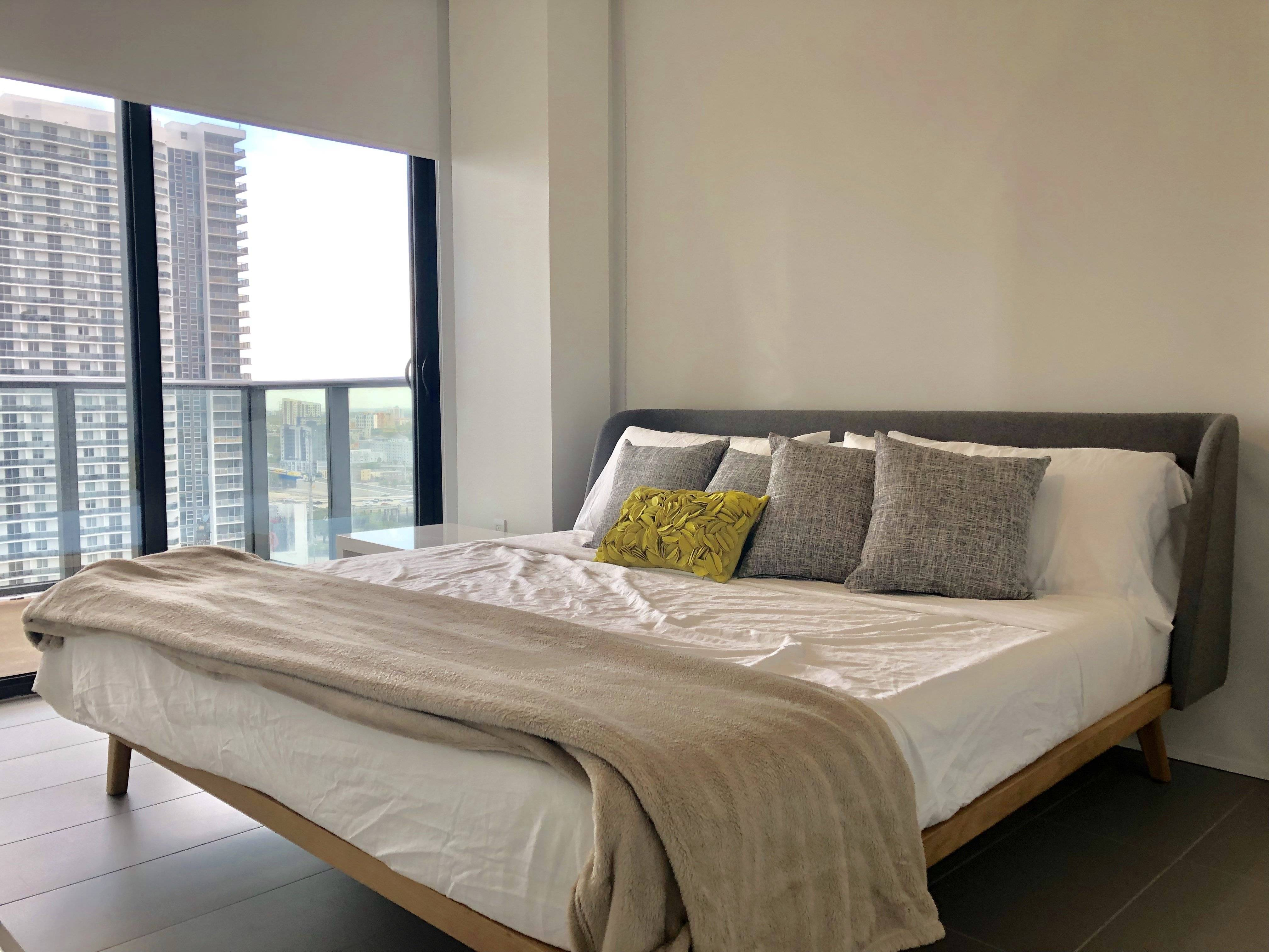 image 4 furnished 2 bedroom Townhouse for rent in Downtown, Miami Area