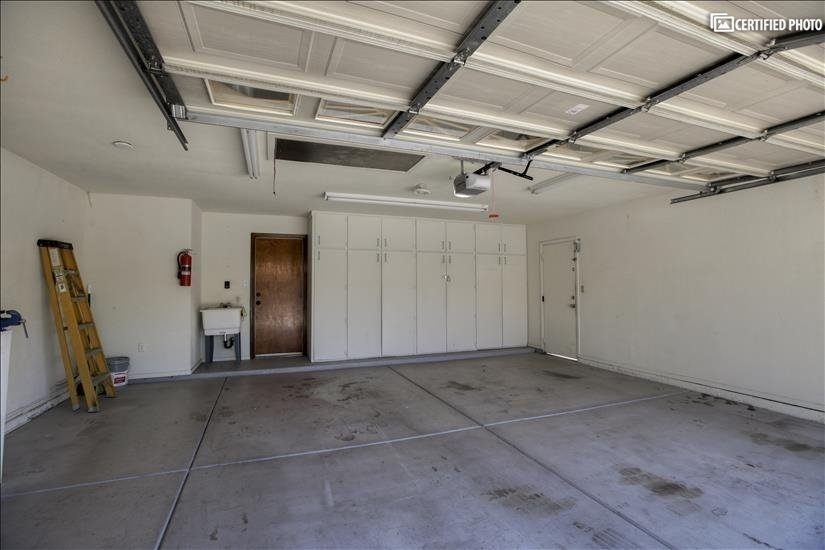 Secured Garage