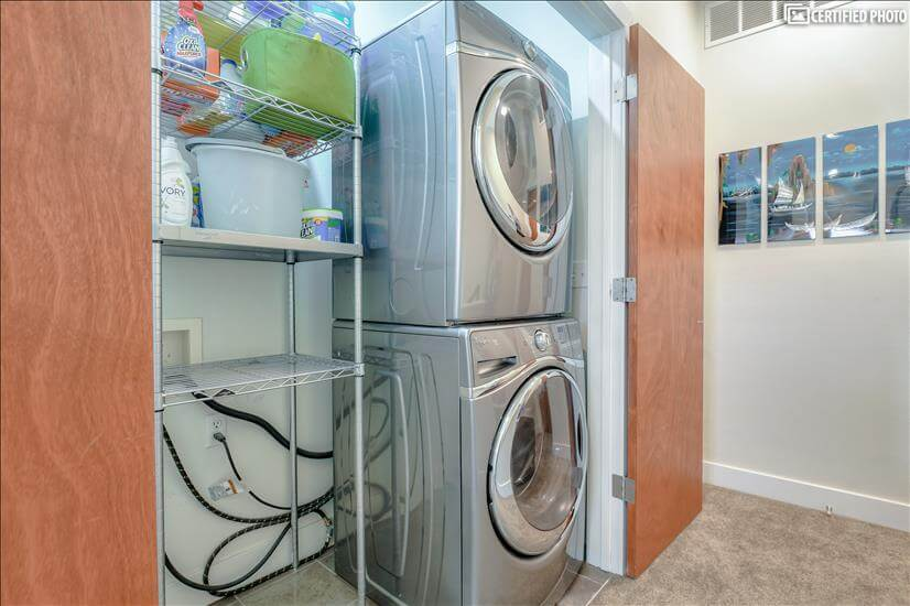 Full Size Whirlpool Washer and Dryer