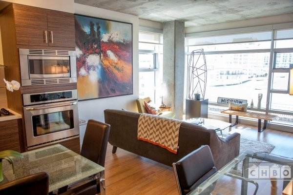 image 9 furnished 2 bedroom Townhouse for rent in Nob Hill, San Francisco