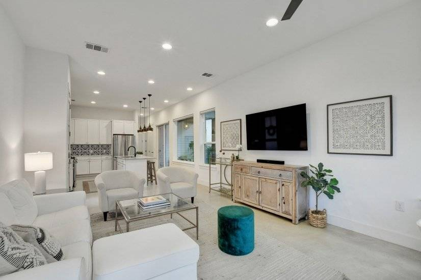 """65"""" TV for a maximized in-home viewing experi"""