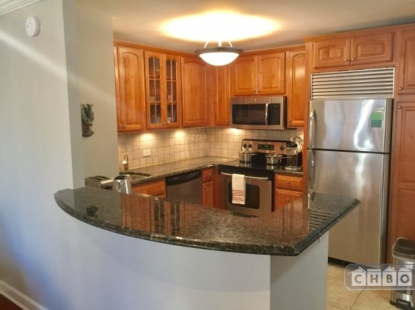 image 5 furnished 1 bedroom Townhouse for rent in Near North, Downtown