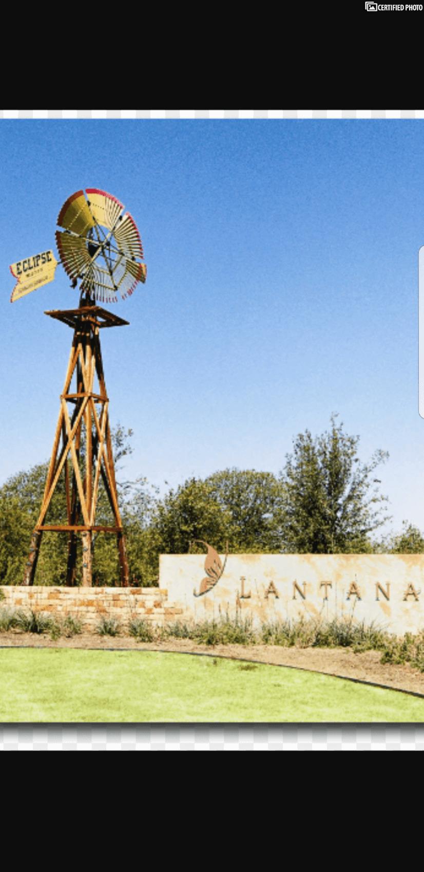 Windmill Entrance to Lantana