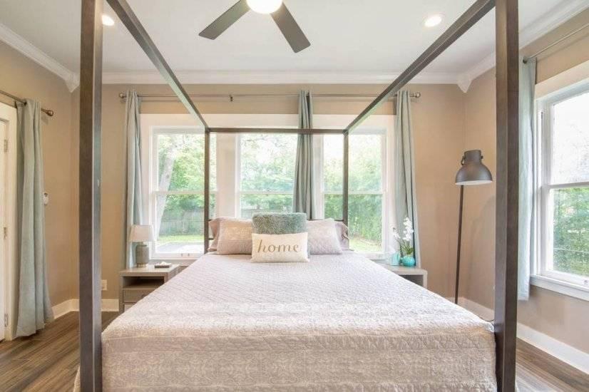 Master Bedroom, Queen Size Tempurpedic Mattress