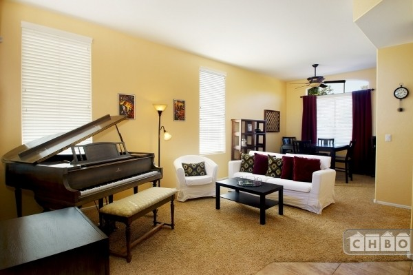 image 4 furnished 4 bedroom House for rent in Scottsdale Area, Phoenix Area