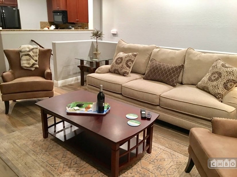 image 2 furnished 3 bedroom Townhouse for rent in Gilbert Area, Phoenix Area