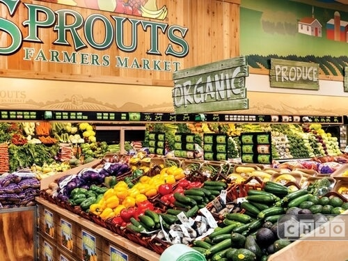 Nearby Sprouts Farmer Supermarket