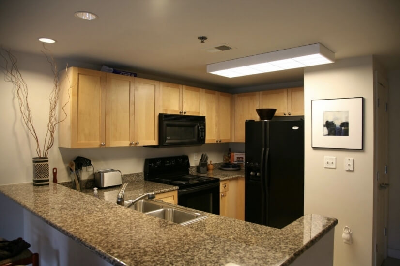 image 4 furnished 1 bedroom Townhouse for rent in Bloomingdale, DC Metro