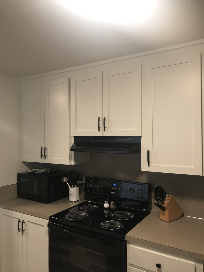 Kitchen - with all new appliances