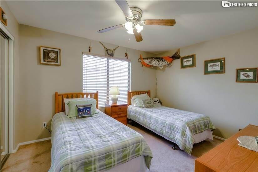 Bedroom 2  Level 2