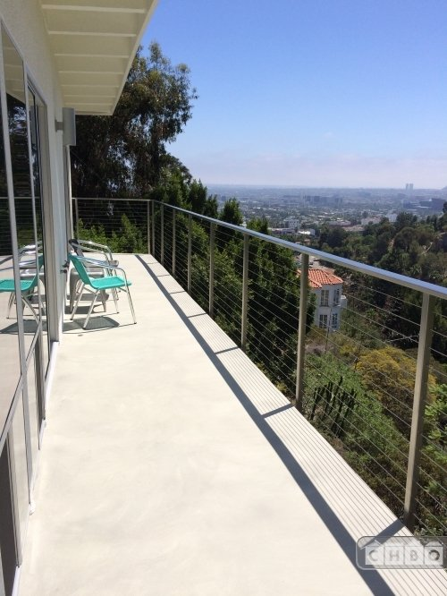Large Balcony w/Awesome View!