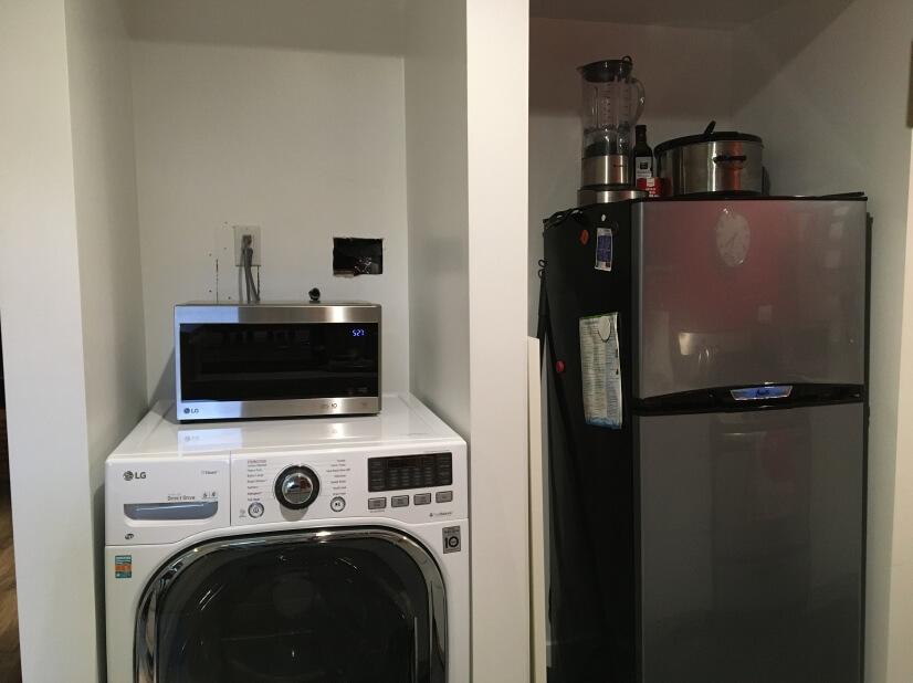 lg refrigerator/freezer