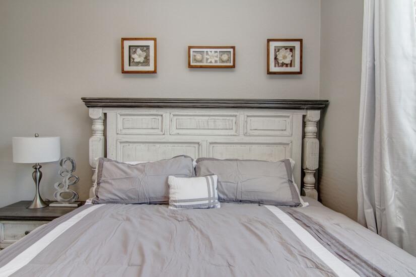 King bedroom view 2