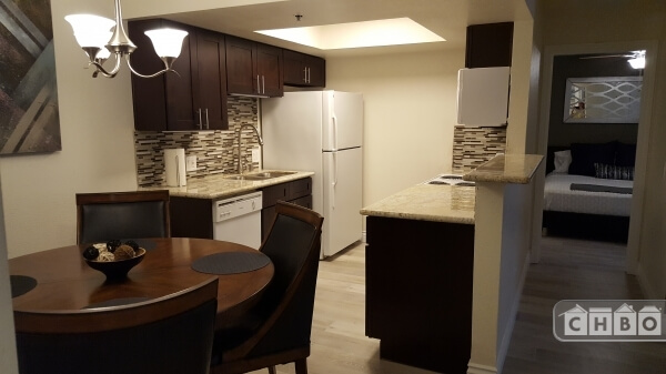 image 4 furnished 2 bedroom Townhouse for rent in Spring Valley, Las Vegas Area