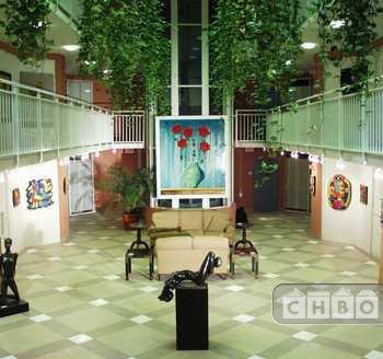 main lobby building
