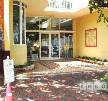 Commodore Plaza main entrance