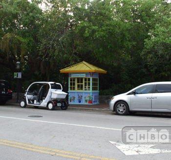 Information Kiosks at Main