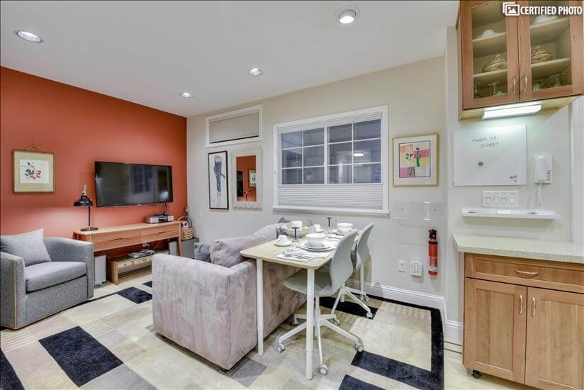 Dinning-Living area