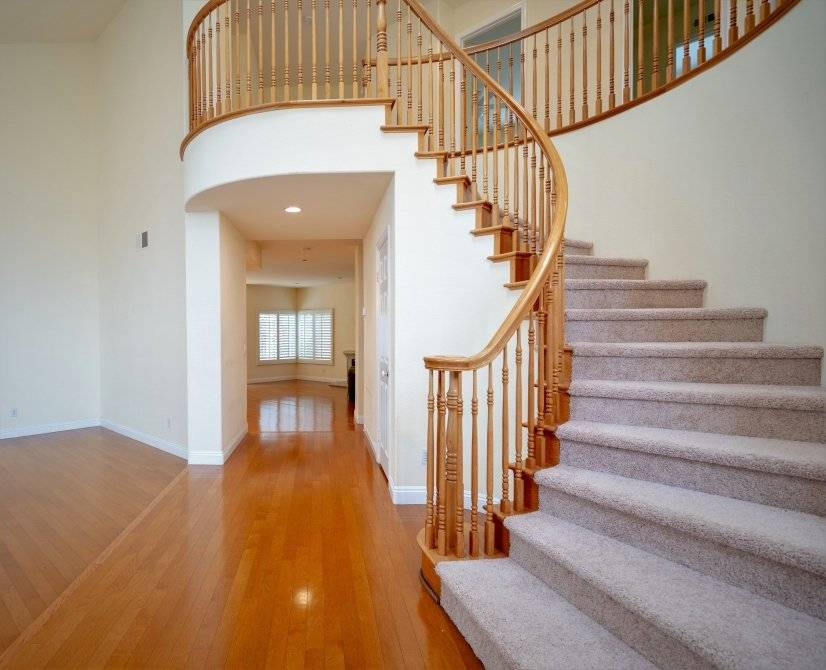 Grand Staircase to 2nd Floor - Furniture coming very soon