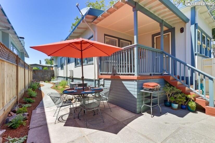 image 6 furnished 2 bedroom House for rent in Alameda, Alameda County