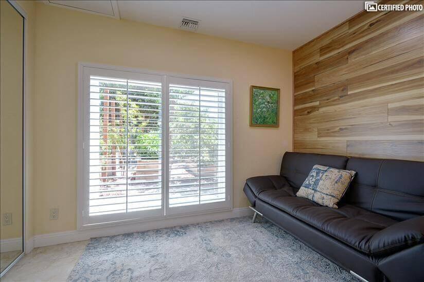 Convertible full size sofa in bedroom 3