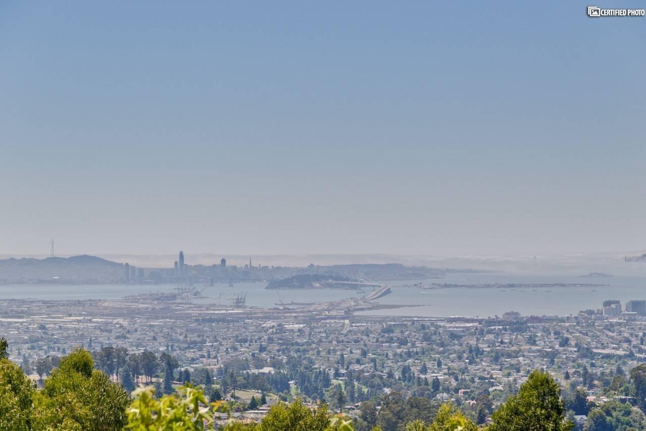San Francisco and Bay Views