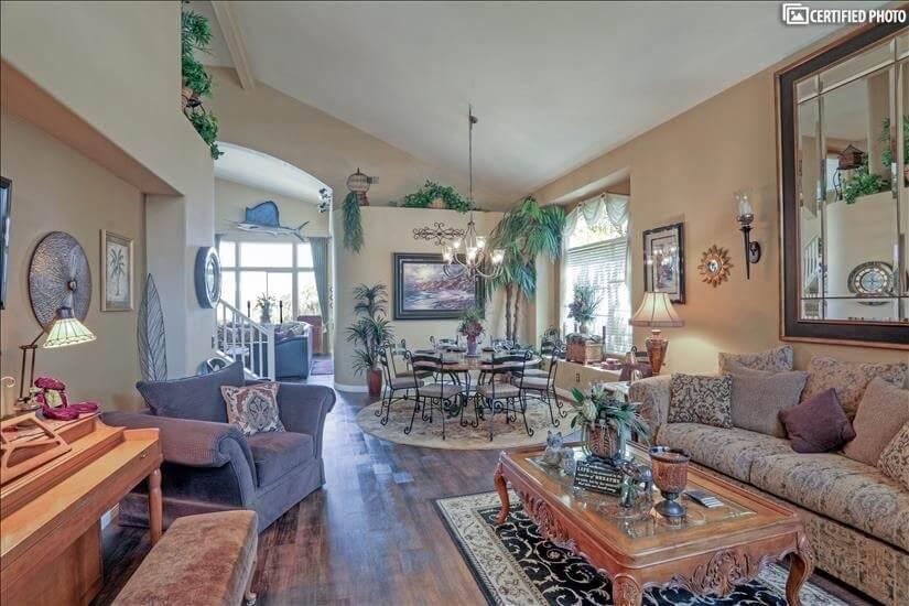image 5 furnished 4 bedroom House for rent in Rancho Santa Margarita, Orange County