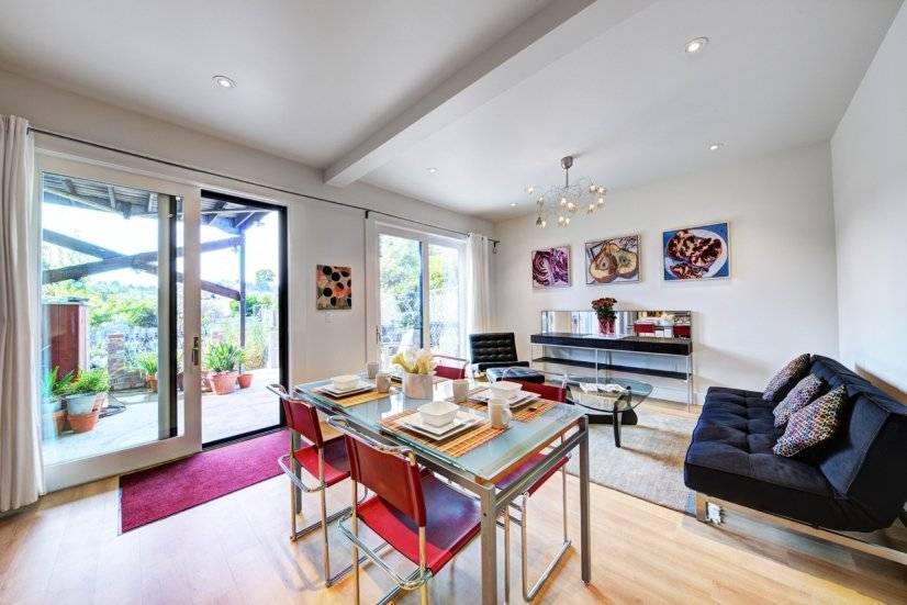 image 4 furnished 1 bedroom Townhouse for rent in Noe Valley, San Francisco