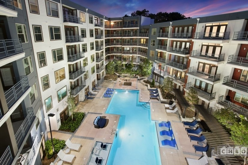 image 2 furnished 1 bedroom Townhouse for rent in Sandy Springs, Fulton County