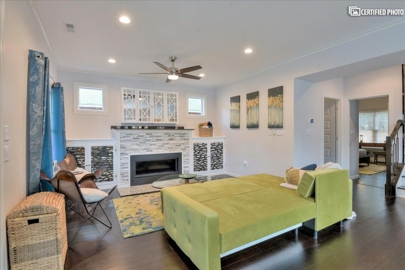 image 8 furnished 3 bedroom Apartment for rent in Plaza-Midwood, Charlotte